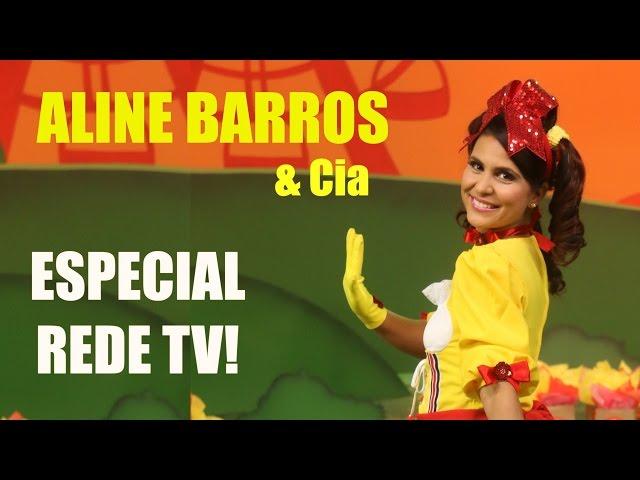Aline Barros na Rede TV! - Especial gravação DVD Tim-tim por tim-tim