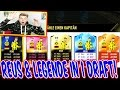 FIFA 17 - OMG! 89 IF REUS & LEGENDE in 1 FUT DRAFT!