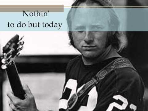 Stephen Stills - Nothin' to do but today
