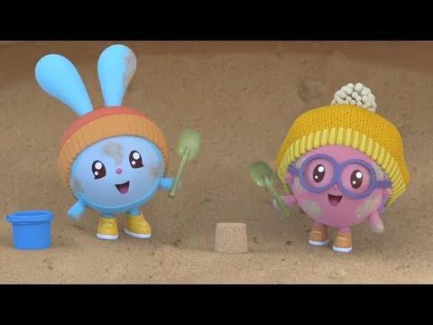 Малышарики - новые серии - Модница (Серия 118)  Развивающие мультики для самых маленьких
