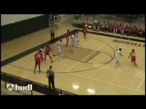 Angelo Casey - Senior Highlights w/ 2014 AAU Highlights