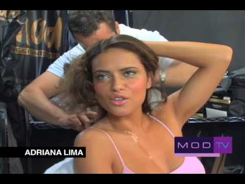 MAYBELLINE NY TOP MODELS CALENDAR 2009 -  Making of  Video | MODTV