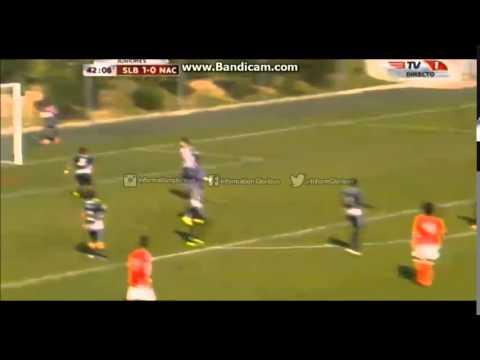 Juniores: SL Benfica 1-0 Nacional da Madeira (João Lima)