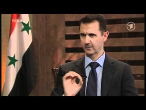 Interview with Bashar al-Assad (05.07.2012)