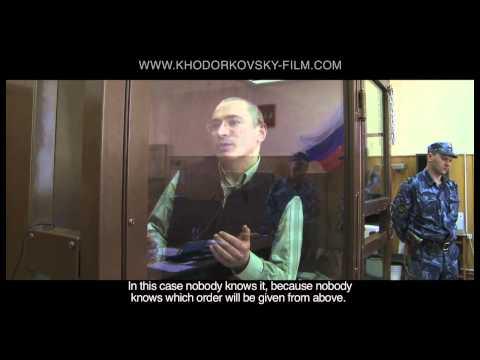 KHODORKOVSKY INTERVIEW