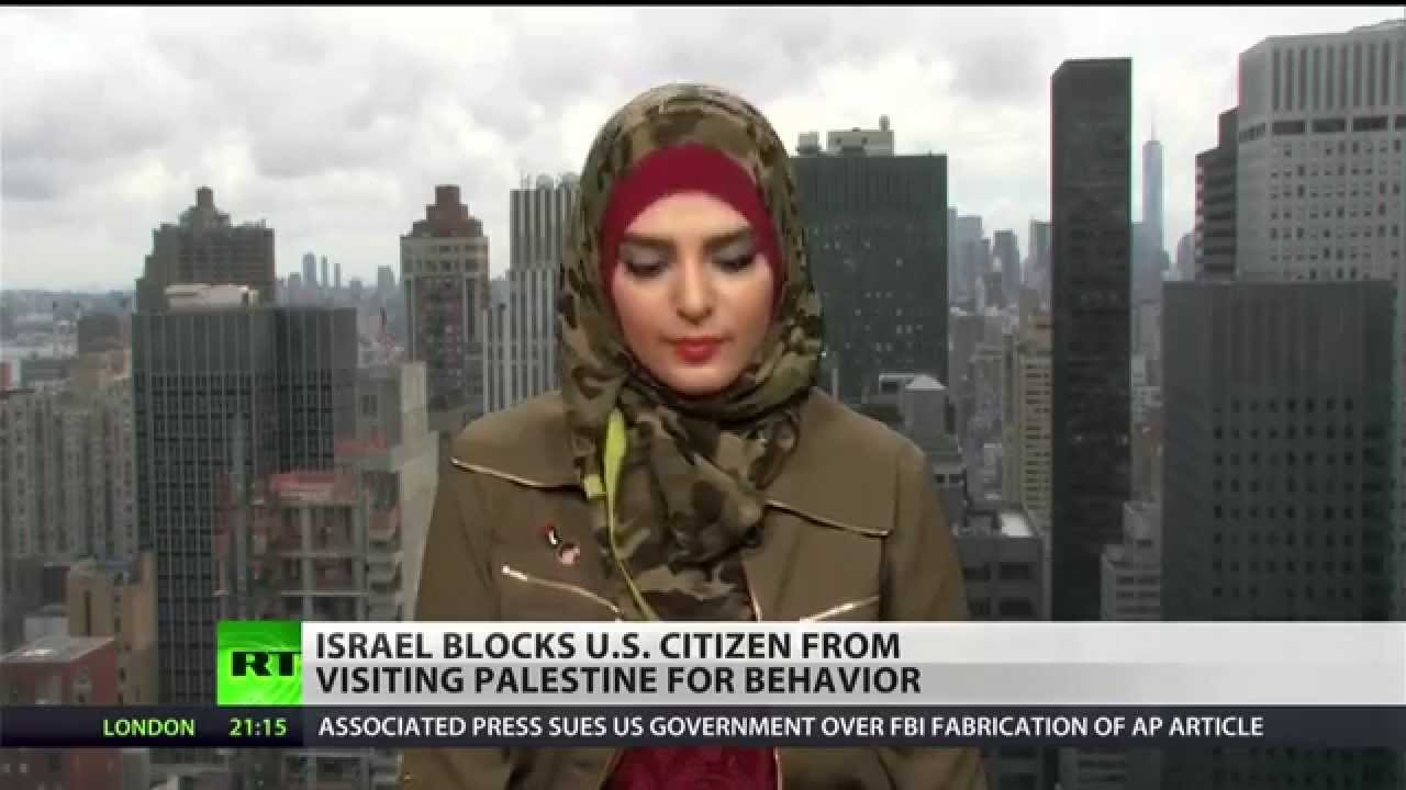 'I was denied entry to my homeland' – Arab-American student has passport blocked by Israel