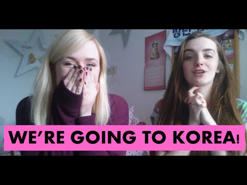 THIS IS ACTUALLY HAPPENING I feel we are slightly emotionally drained in this video HAHAHAH that tends to happen every time we remember that we're going to Korea because we're so excited ...