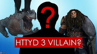 HTTYD 3 Villain REVEALED: Grimmel [How to Train Your Dragon 3]