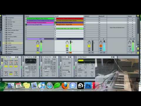 Ableton Live - DJ Live 001 Test