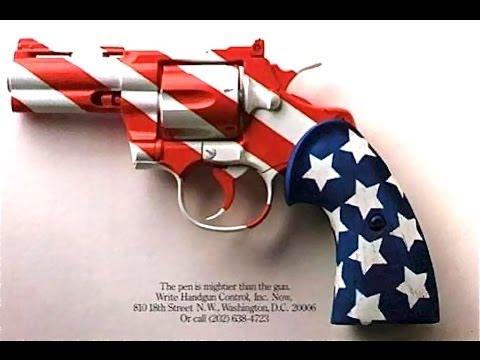 Оружие в США: насколько оно свободно и как работает американская пропаганда :)