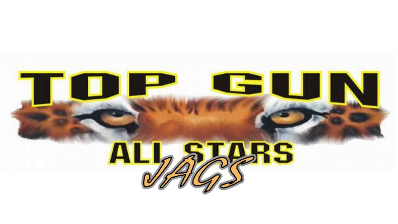 Top Gun Logos Top Gun Large Coed 2013-2014