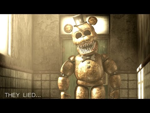 Sinister turmoil new demo 2 quot animatronics chica freddy foxy quot