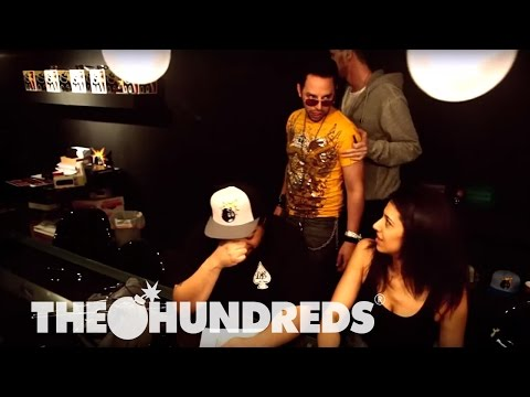 THE HUNDREDS PRESENTS: BOBBY BOTTLESERVICE