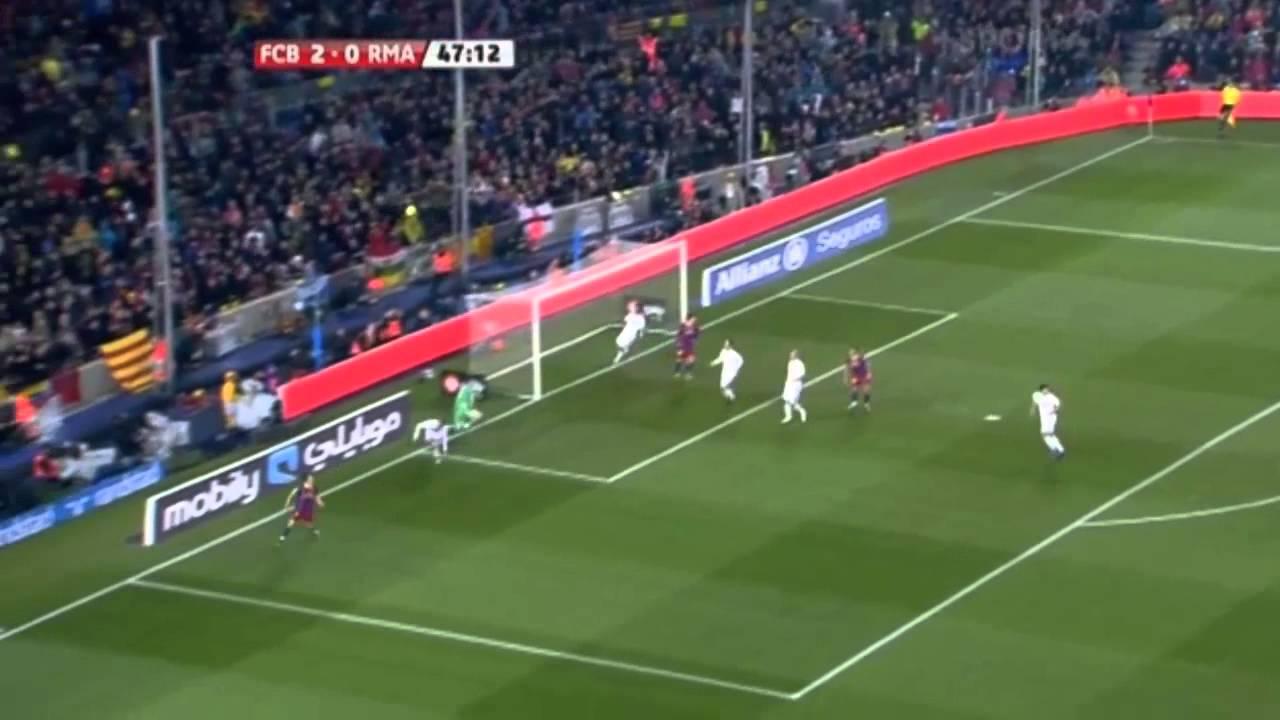 FC Barcelona vs Real Madryt 2010