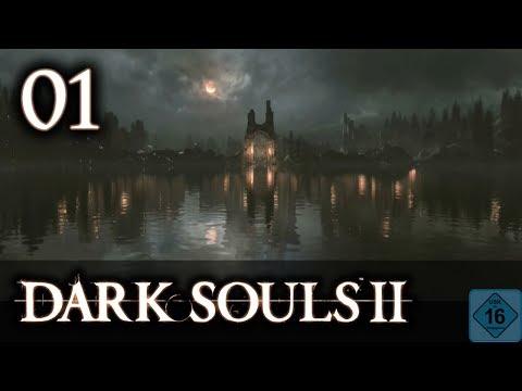 Let's Play Dark Souls 2 [Blind] - 1 - Verloren in der Sofaritze
