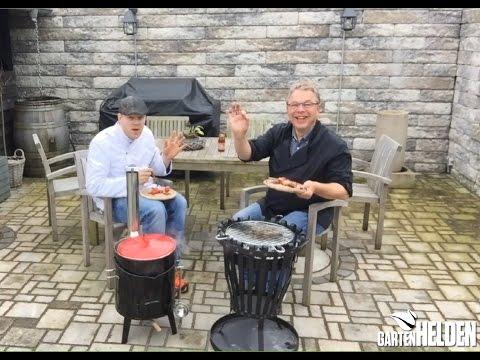 Draußen Essen - Neues Vom Grillen - GartenHELDEN 167