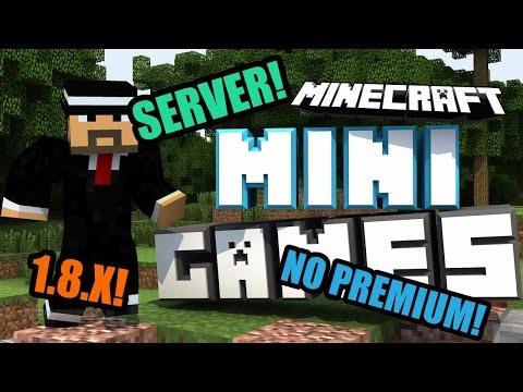 (R)Review el MEJOR! server NO PREMIUM! 1.8.X