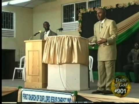 Pastor Gino Jennings Truth of God Broadcast 899-901 Mandeville, Manchester Jamaica Part 2 of 2