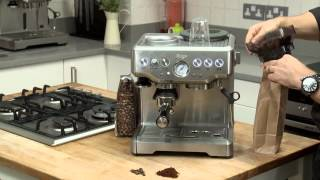 Espresso Frequently Asked Questions - Sage by Heston Blumenthal