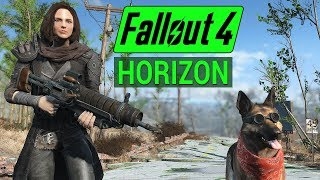 Fallout 4 Horizon v1.4 - New Playthrough! Ep 1 | Outcast Difficulty | Desolation Mode