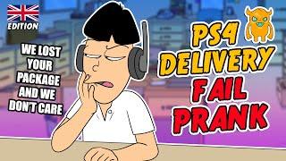 Asian PS4 Deliv