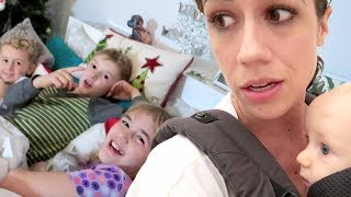 Super Aunt: Colleen Ballinger ✨ Babysits all FOUR kids!