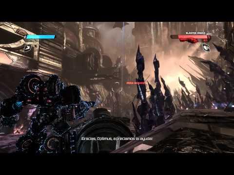 Transformers La Guerra por Cybertron Episodio 6 - Campaña Autobot - Español