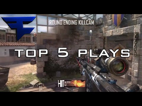 FaZe Rainn : Top 5 Plays Of The Week - Week 10