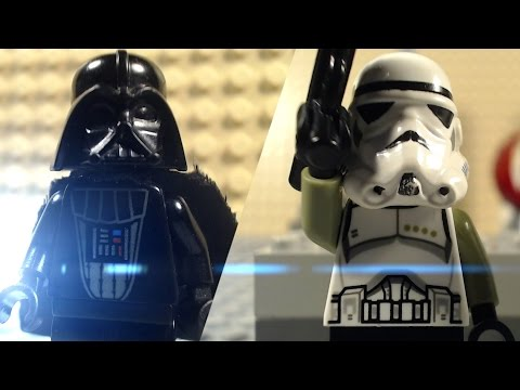 Darth Vader Visits The Training Center Ft. Tom Schalk - TRACER FILMS