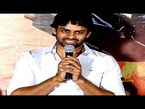 Sai Dharam Tej's Rey Movie Trailer Launch video