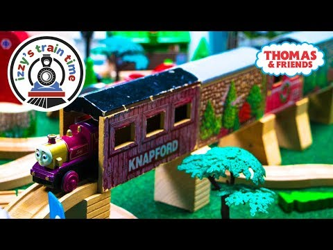 Thomas and Friends DAD VS BUBS AND MOM TRACK | Thomas Train with Brio | Fun Toy Trains for Kids
