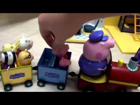 Домик свинки пеппы своими руками