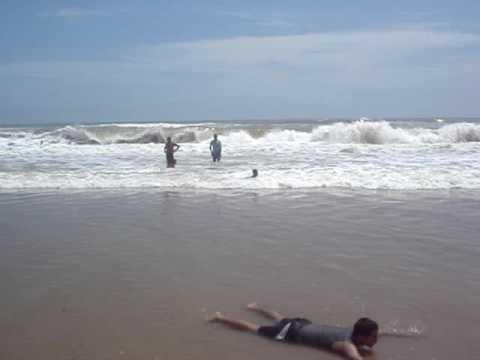 80. Beach at Puri (Puri Trip) (Odisha/Orissa)- 7/7/16