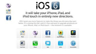 Hands-on Demo of iOS 6 on the new iPad