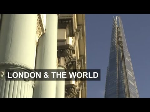 London&#039;s skyscraper boom