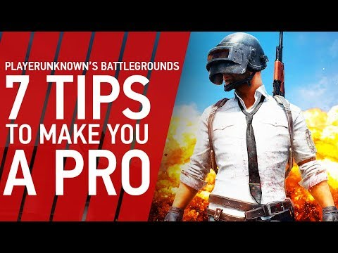 7 Tips To Make You A Pro at PUBG on Xbox One