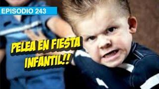 Pelea en Fiesta de Niños! l whatdafaqshow.com