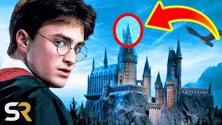 10 Dark Harry Potter Movie Theories That Would Scare Voldemort