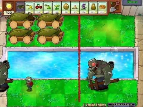 Plants vs Zombies -
