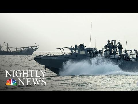 Iran Detains 10 U.S. Sailors in Persian Gulf | NBC Nightly News