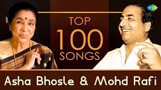 download lagu Top 100 Songs Of Asha Bhosle & Mohd Rafi gratis