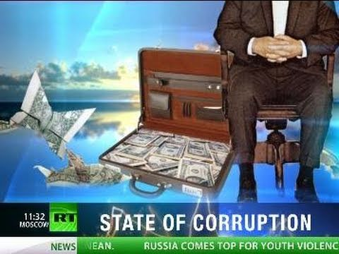 CrossTalk on Corruption: World Cancer?