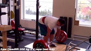 Francis Rousseau - Training 2014-10-16