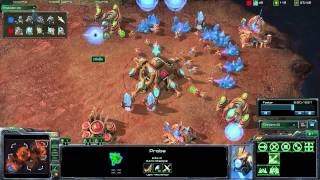 StarCraft 2 - [P] 4 Warpgate Sentry Heavy - Strategy