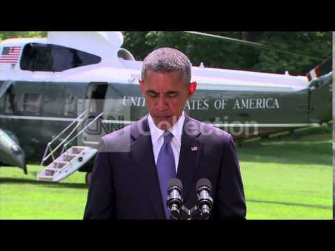 OBAMA ON IRAQ-NOT SENDING US TROOPS (COLD OPEN)