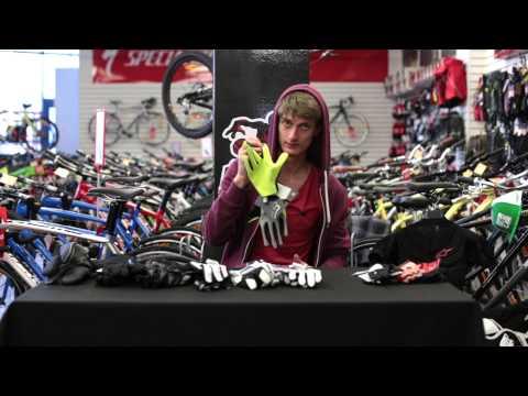 Обзор велосипедных перчаток от Антона Степанова