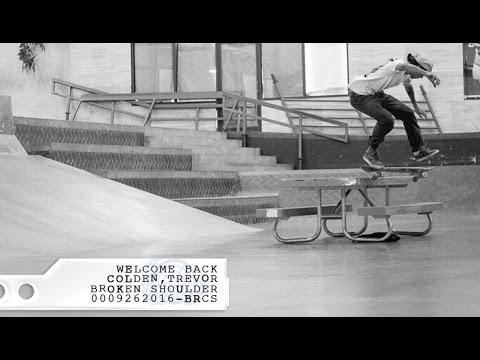 Trevor Colden - Welcome Back