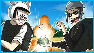 The Worst Grenade Throw Ever! - PUBG Funny Moments & Fails! (Playerunknown's Battlegrounds)