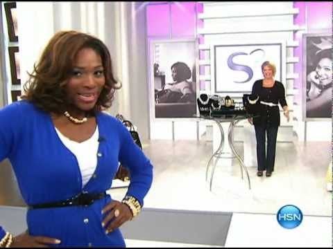 Serena Williams Exclusive Interview for HSN