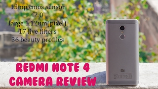 Xiaomi Redmi note 4 Camera Review (2017)